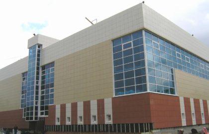 Спортивные здания